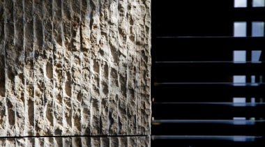Remuera House - Remuera House - architecture   architecture, light, line, structure, texture, tourist attraction, wall, window, wood, black