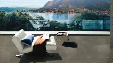 Gem coco outdoor floor tiles - RAK Gem floor, furniture, outdoor furniture, property, sunlounger, table, gray