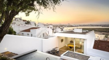 "CASA 103 ""LIVING BEHIND THE WALL""!, Ferragudo, Portugalultramarino apartment, architecture, estate, home, house, property, real estate, residential area, roof, villa, white"