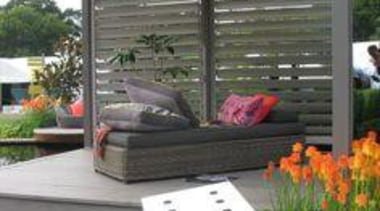 At Ellerslie International Flower Show - At Ellerslie canopy, garden, outdoor structure, plant, roof, shed, yard, gray