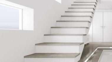 VEGHA Escaleras - VEGHA Escaleras - angle | angle, architecture, daylighting, handrail, interior design, product design, stairs, white