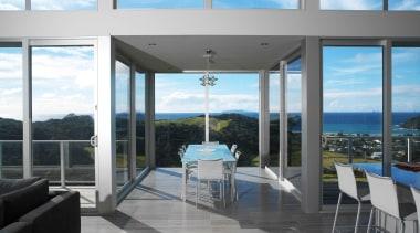 Whangarei - Sea Views - whangarei - apartment apartment, condominium, daylighting, door, house, interior design, penthouse apartment, property, real estate, window, black, gray