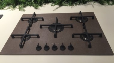 New integrated Smeg gas hobs blend the best firearm, gun, hardware, weapon, gray