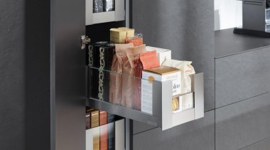 SPACE TOWER with LEGRABOX - furniture | product furniture, product design, shelf, shelving, table, gray, black