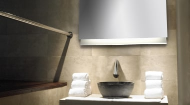 Wall Lights - Wall Lights - architecture | architecture, bathroom, daylighting, floor, interior design, product design, room, sink, wall, black