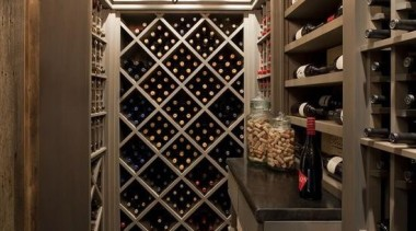 Modern Wine Cellar Ideas - Modern Wine Cellar interior design, wine cellar, winery, black, brown