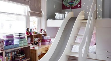 Creative and unique children's bedrooms - Amazing Kids' floor, furniture, home, interior design, room, gray