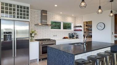 Entrant: Brenda Hrstich – 2015 NKBA Design Awards countertop, cuisine classique, flooring, interior design, kitchen, real estate, gray