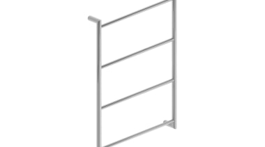 • Manufactured in Australia• Warranty 10 Years - angle, furniture, line, product, shelving, white
