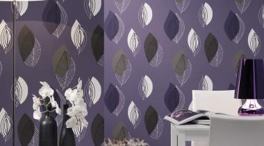Modern Style Range - Modern Style Range - decor, design, interior design, product design, purple, wall, wallpaper, purple, gray