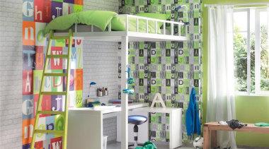 Italian Color Range - bookcase | bunk bed bookcase, bunk bed, furniture, home, interior design, product, room, shelf, shelving, textile, gray