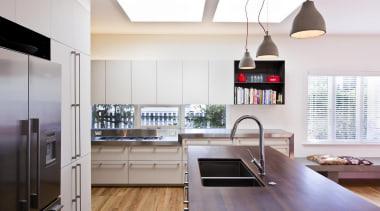 Seatoun Kitchen - Seatoun Kitchen - cabinetry | cabinetry, ceiling, countertop, cuisine classique, floor, flooring, interior design, kitchen, room, white