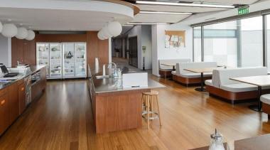 MERIT WINNERGenesis Energy (4 of 4) - Hays floor, flooring, hardwood, interior design, real estate, wood flooring, gray, brown