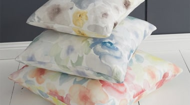 Lida 2 - bed sheet | cushion | bed sheet, cushion, duvet cover, linens, material, pillow, textile, throw pillow, gray