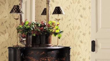 Norwall Room Texture Style - Texture Style Range flowerpot, furniture, interior design, orange