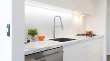 White kitchen - White Kitchen - cabinetry | cabinetry, countertop, home appliance, interior design, kitchen, gray