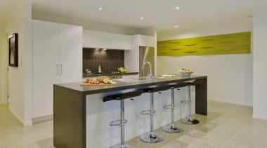 Kitchen - countertop | interior design | kitchen countertop, interior design, kitchen, property, real estate, room, gray