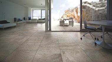 Stone D barge interior living area floor tiles floor, flooring, hardwood, laminate flooring, property, real estate, tile, wood, wood flooring, gray