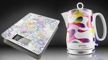Kitchen Appliances designed by Karim Rashid coffee cup, cup, design, drinkware, mug, product, product design, tableware, black, white
