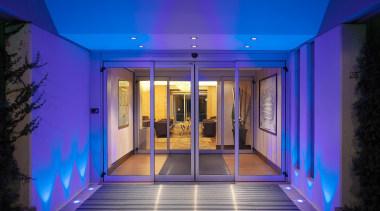 LED Lights - architecture | ceiling | estate architecture, ceiling, estate, home, house, interior design, light, lighting, property, real estate, blue