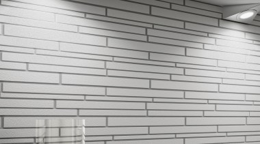 Domus Line Giza V12 LED Spotlights; made in architecture, black and white, ceiling, daylighting, floor, glass, interior design, line, monochrome, monochrome photography, structure, tile, wall, gray