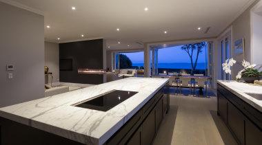 img9004 - countertop | interior design | kitchen countertop, interior design, kitchen, real estate, room, gray, black