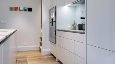 IMGL6955-15 - George Street, Apartment living - architecture architecture, floor, flooring, house, interior design, kitchen, real estate, room, wood flooring, gray