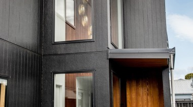 Axton Panel - Axton Panel - architecture | architecture, building, facade, home, house, real estate, residential area, siding, window, black, gray