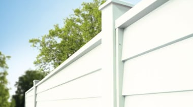 fencing2.jpg - fencing2.jpg - daylighting | facade | daylighting, facade, house, line, real estate, siding, wall, window, white