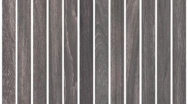 Acacia Negra matching mosaic, 300x300mm sheet size black, black and white, line, monochrome, monochrome photography, pattern, texture, wood, wood stain, gray