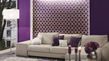 Flock III Range couch, furniture, home, interior design, living room, purple, room, sofa bed, wall, wallpaper, window covering, window treatment, gray, purple