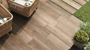 Cadore by Cotto D'Este - Cadore by Cotto deck, floor, flooring, hardwood, laminate flooring, outdoor structure, patio, tile, walkway, wood, wood flooring, wood stain, brown, orange
