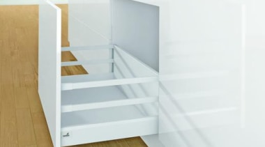 Double Railing - Double Railing - drawer | drawer, furniture, handrail, product, product design, shelf, shelving, stairs, white