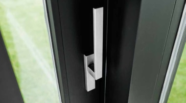 LSQ231PA - Pair of Solid Lift-Up Sliding Door product, product design, black