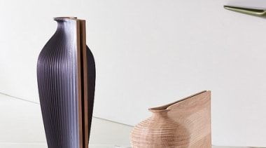 Gareth Neal - London Design Festival 2014 - furniture, product design, table, tap, vase, white