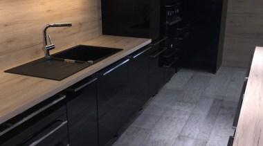 Concreate GKC CF101 6 - Concreate_GKC_CF101_6 - countertop countertop, floor, flooring, kitchen, wood, black