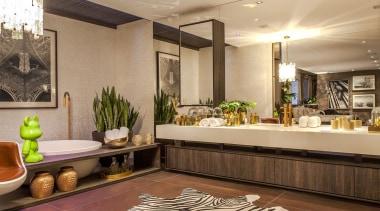 Dekton Keranium 1 - Dekton Keranium 1 - ceiling, interior design, living room, lobby, room, orange, brown