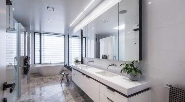 Entrant: Davinia Sutton #1 – 2015 NKBA Design bathroom, countertop, interior design, kitchen, real estate, sink, gray