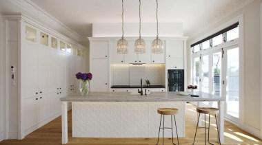 Entrant: Natalie Du Bois #2 – 2015 NKBA ceiling, countertop, cuisine classique, floor, flooring, home, interior design, kitchen, real estate, room, gray