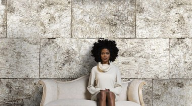 Bjoerk Interieur - Italian Color Range - furniture furniture, girl, sitting, wall, white