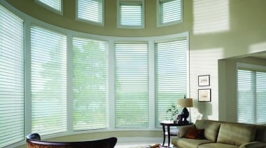 luxaflex silhouette shadings - luxaflex silhouette shadings - ceiling, daylighting, home, interior design, living room, shade, window, window blind, window covering, window treatment, wood, teal, brown