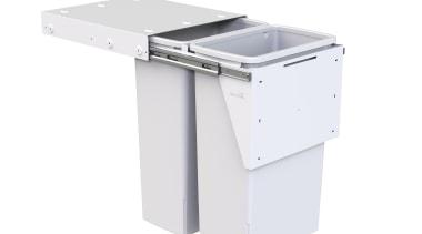 Model KC240D - 2 x 40 litre buckets. furniture, product, product design, white