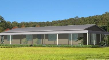 wentworth 1.jpg - wentworth_1.jpg - cottage | elevation cottage, elevation, estate, facade, farmhouse, grass, home, house, land lot, landscape, property, real estate, roof, rural area, teal