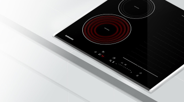 Cookware-Cooktop CTN464NC01Induction cooktops provide you with excellent control multimedia, product, product design, technology, white, black
