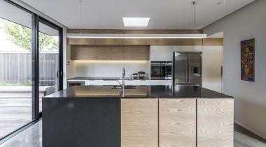 Entrants: Davinia Sutton & Sam Lawrence – 2015 cabinetry, countertop, interior design, kitchen, real estate, gray
