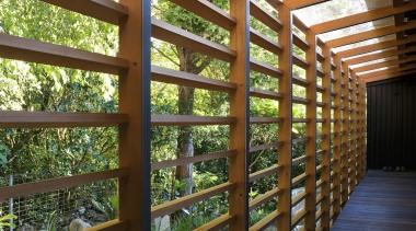 Remuera, Auckland - Glade House - architecture | architecture, daylighting, outdoor structure, real estate, wood, brown
