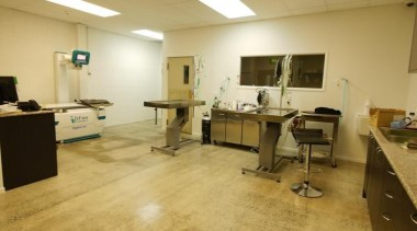 Waikato Veterinary Hospital - Waikato Veterinary Hospital - clinic, floor, flooring, hospital, institution, service, orange, brown