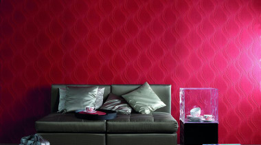 Akoya Range - Akoya Range - ceiling | ceiling, couch, interior design, lighting, living room, red, room, wall, wallpaper, red, black