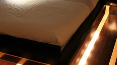 Wall Lights - Wall Lights - bed | bed, bed frame, bedroom, ceiling, daylighting, floor, flooring, furniture, interior design, light, lighting, mattress, room, wood, brown, black