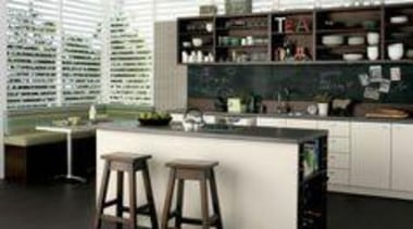 My Dream Kitchen : Inspiration Gallery : Country countertop, interior design, kitchen, gray, black